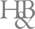 Logo:  Harris & Bowker LLP